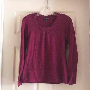 Cashmere Blend Sweater by Banana Republic
